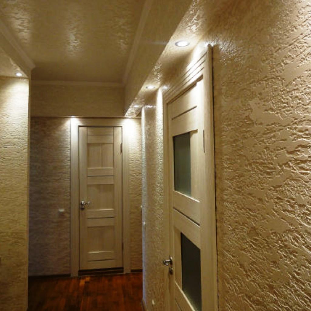 катей стены в прихожей варианты отделки фото нужно подмешивать фотополимер